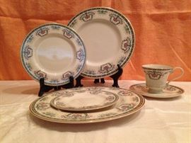Pickard Navarre 14pc. China