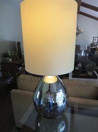 Crate & Barrel Lamp