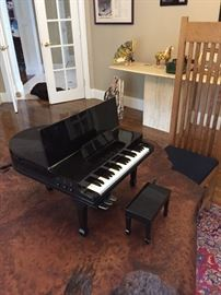 estate sale American Girl Piano