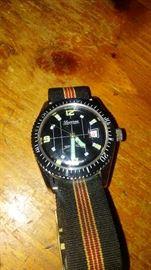 Lucerne Marine Luxus Diver WRISTWATCH