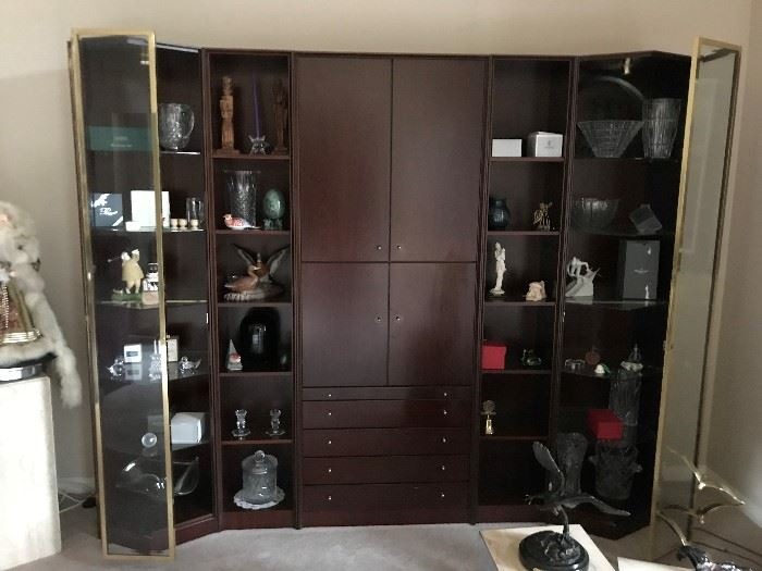 Gorgeous Wall Unit