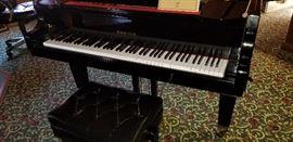 Custom Built Grand Piano