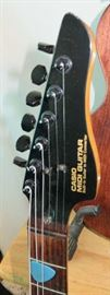 Casio Midi Electric Guitar