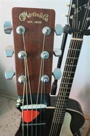 Martin & Co. Guitar D-28 1120634 with Case