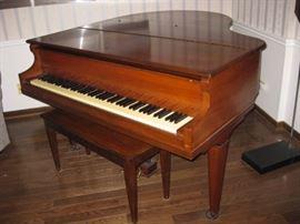 Whitney Grand Piano (1920-30)