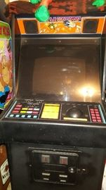 Missile Command Video Arcade Game