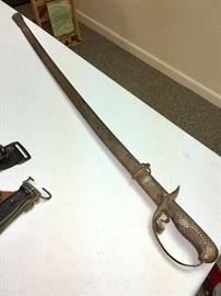 Rare, Type 32 Japanese Calvary Sabre