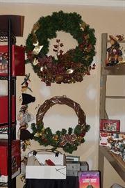 seasonal decor and ornaments