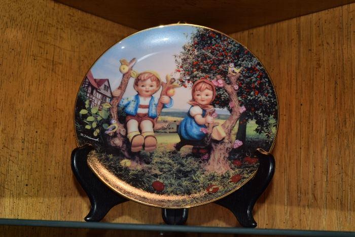 goebel plates