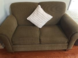 "Broyhill loveseat (60"" length)"