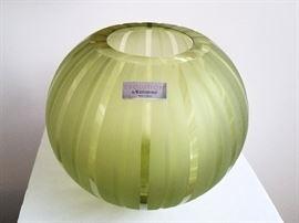Evolution Waterford vase