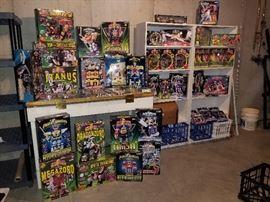 Power Ranger Toys