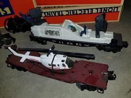 Lionel electric train