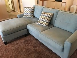 Gorgeous Cindy Crawford sofa, priced just reduced to $500