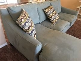 Gorgeous Cindy Crawford sofa, price just reduced to $500