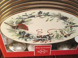 Lenox - Winter Greetings fine china