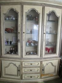 Beautiful Victorian China Cabinet
