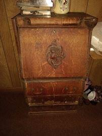 Antique Desk $250