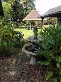Dolphin Fountain $200