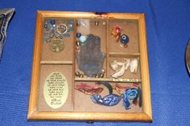 Shadow box from Israel