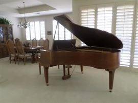 Howard  Baby Grand Piano Made by Kawai Corp. $3,250 Can be presold