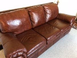 Three Cushion Excellent Condition Sofa