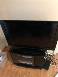 #32 LG Flat Screen TV with stand sold seperate