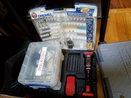 Dremel and accessories