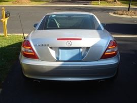 2005 Mercedes  SLK 350 , Christmas is right around the corner.