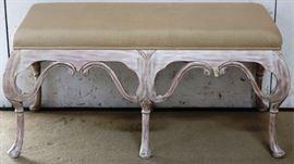 Modern History bed bench