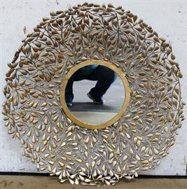 Modern History wall mirror
