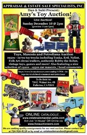 dec toy 2017 auction LG