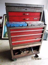 Craftsman tool box empty
