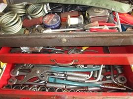tools to be sorted