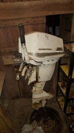 Chrysler 20 HP Outboard Motor