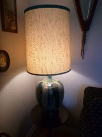 Beautiful Mid Century table lamp