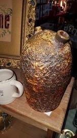 Vintage stoneware-Evans Pottery, Dexter, MO
