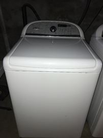 Newer whirlpool washer