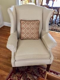 One of two chairs  Ethan Allen