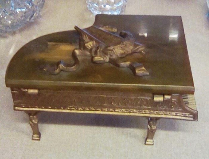 Thorens piano music box