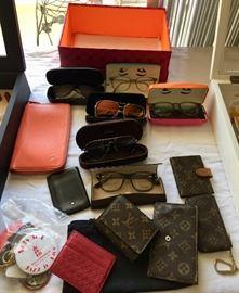Louis Vuitton- Gucci - Channel - Bottega V - Glasses Oliver Peoples, Salt, Tom Ford.
