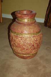 Large decorative vase