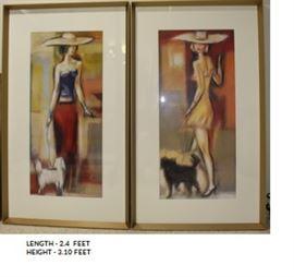 Modern Painting with Elegant look