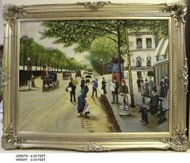 Excellent Painting quite natutral