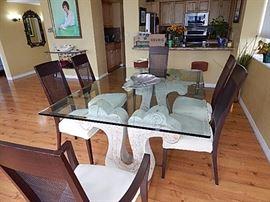 Custom Italian Made Table for 10