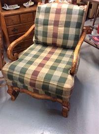 International Furniture company Arm Chair