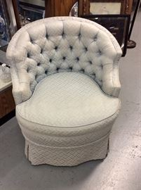 Lady's bedroom chair