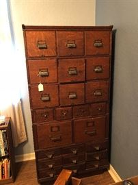 Large Card Catalog, awesome