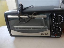 Parini toaster oven.