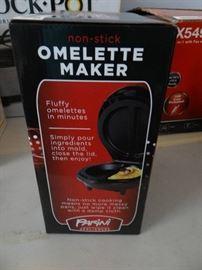 Parini omelette maker.